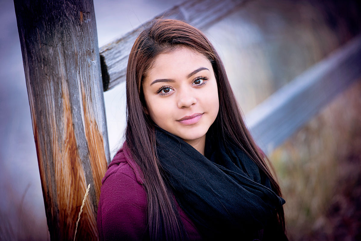 Senior Portraits Aspen CO